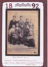 Johann Manthei(y)&Family