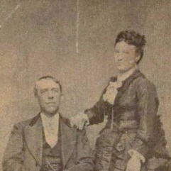 William Burger & Louisa Manthei